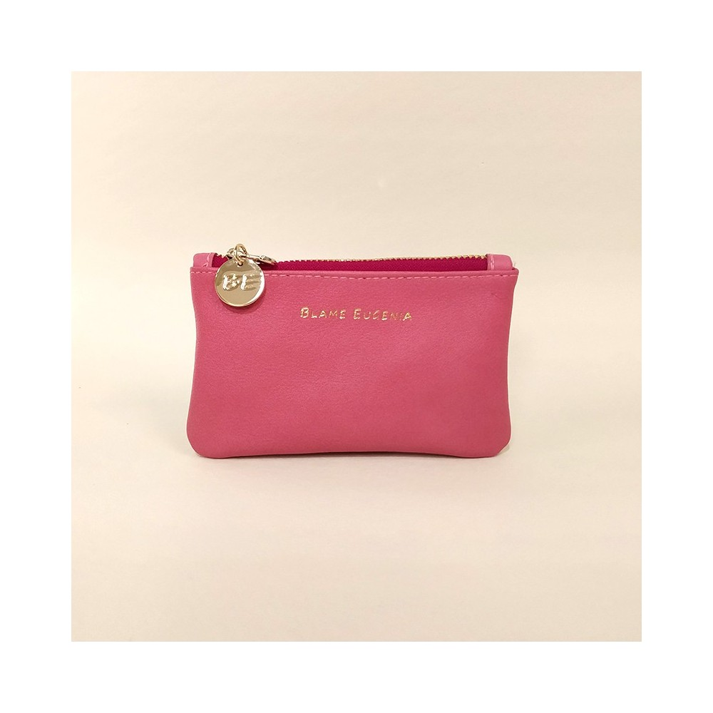 COIN CLUTCH Pink