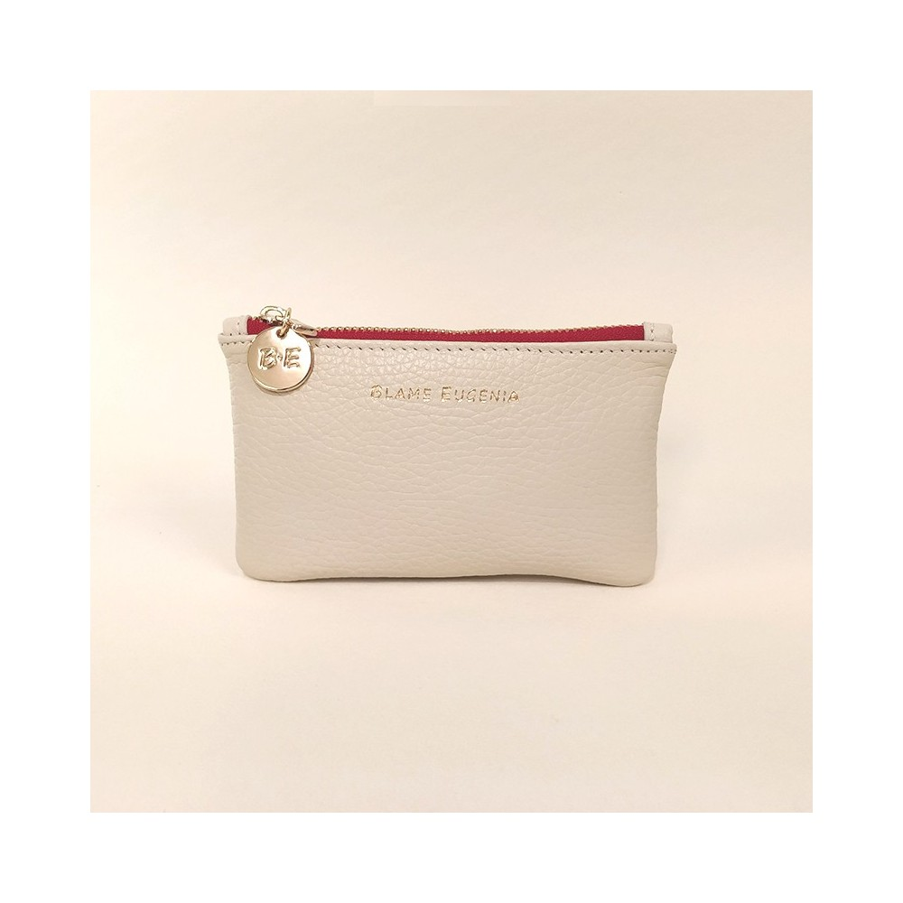 COIN CLUTCH Off white