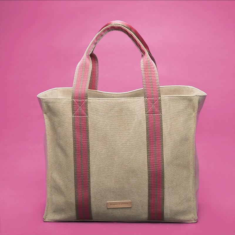 MARINA Sand pink strap