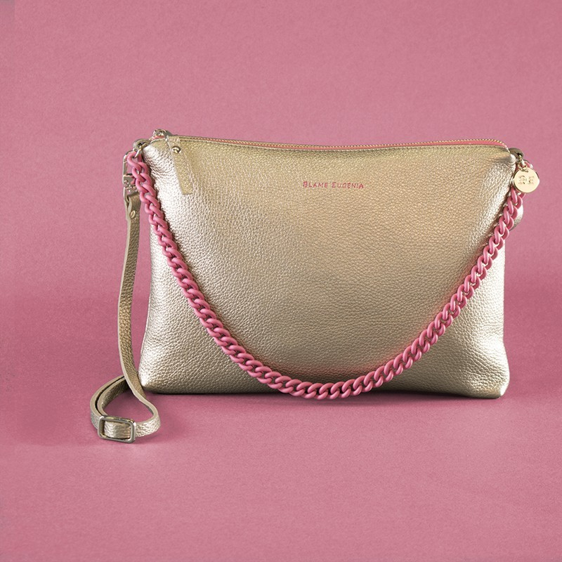 VALENTINA Gold/Pink