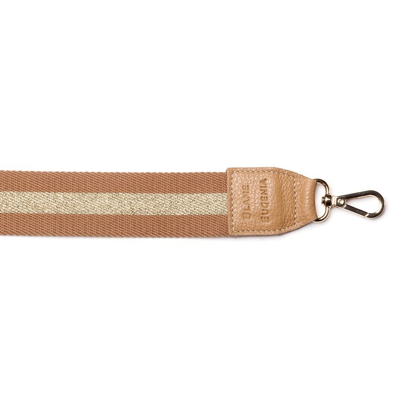 FUN STRAP CAMEL LUREX